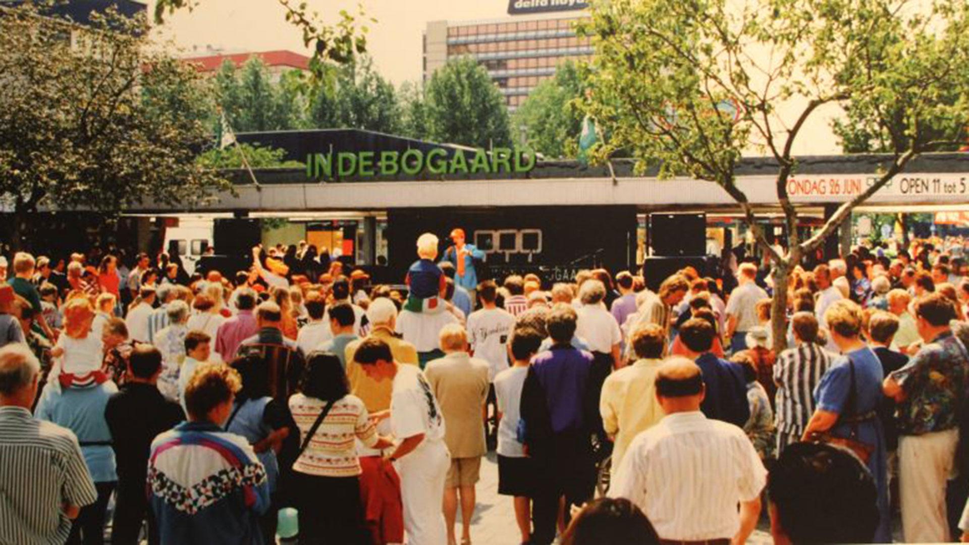 Bogaard Tour; loop van het verleden naar het heden