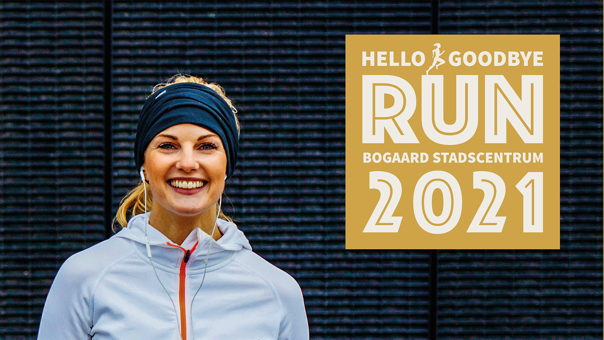 Hello Goodbye Run - Bogaard stadscentrum